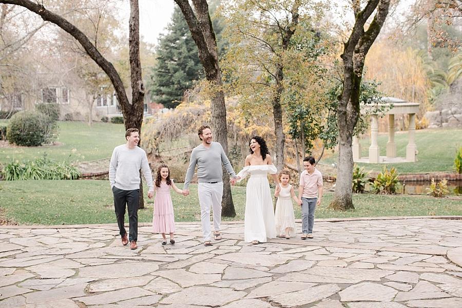 Sacramento Family Portraits