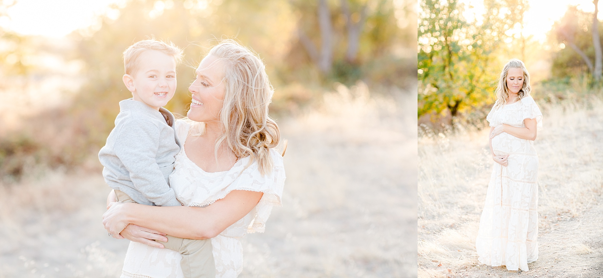 Sacramento Family maternity photos