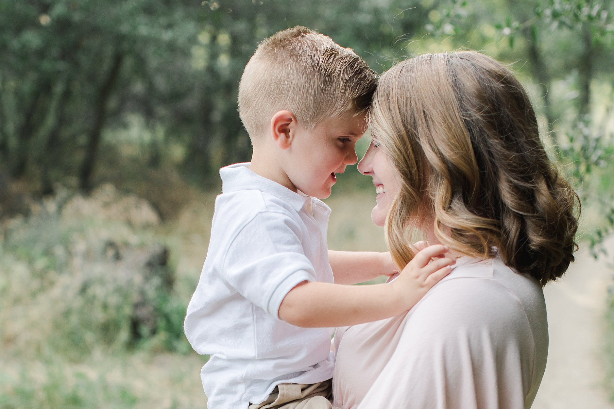 Rocklin Motherhood Session
